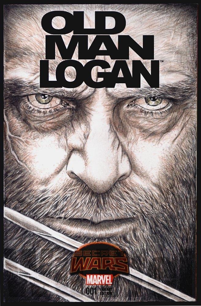 Hugh Jackman by wu-wei